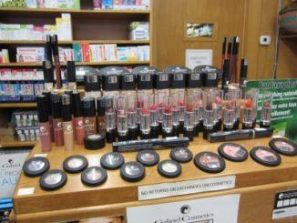 vegan cosmetics and makeup