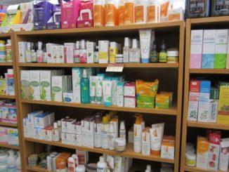 organic skin care at Sigrid's Natural Foods