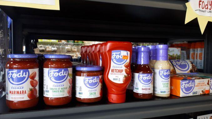 Low fodmap foods in Kingston