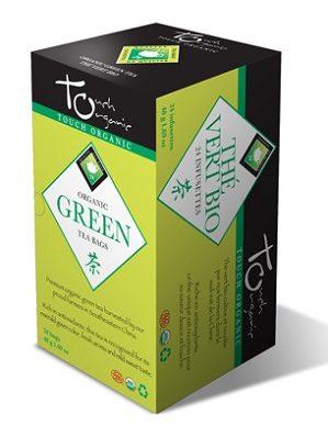 Touch Organic green tea