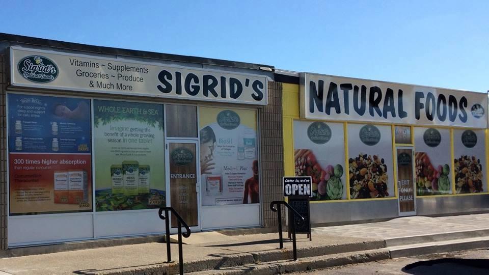 Sigrid's Natural Foods