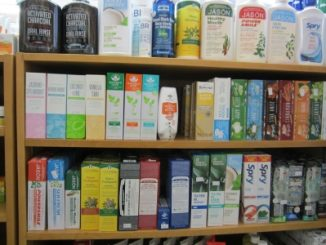 natural and organic toothpaste at Sigrid's in Kingston