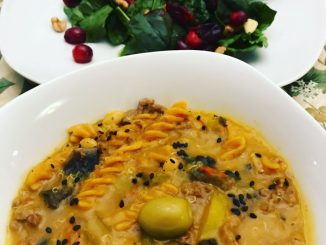 healthy lentil pasta in Kingston