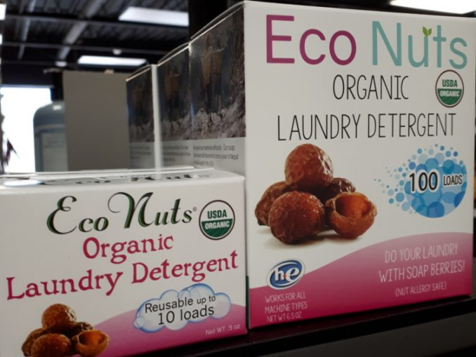 Environmentally friendly soap nuts in Kingston