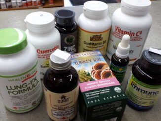 Immune boosting supplements at Sigrid's